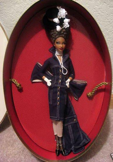 Byron Lars Pepper Barbie NRFB Chapeaux Collection