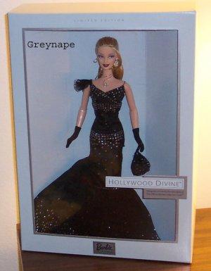 Hollywood Divine  BLONDE Barbie Barbie Fan Club Exclusive NRFB
