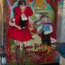 Little Red Riding Hood and the Wolf Barbie Giftset NRFB