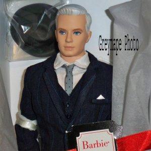 Mad Men Roger Sterling Ken Barbie Silkstone Club Exclusive 2010