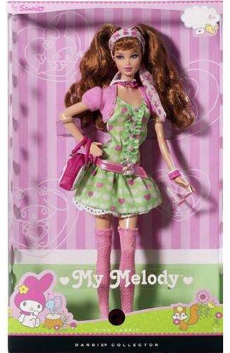 My Melody  Barbie Doll NRFB 2007