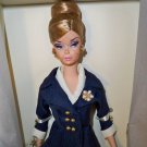 NRFB  Milan Boater ensemble Barbie Doll, only 300 made!!  Blond silkstone from MILAN CONVENTION 2013