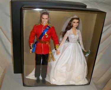 William And Catherine Royal Wedding Giftset NRFB 2012