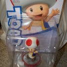 Nintendo WiiU Toad Super Mario Series Amiibo Brand New, never opened.