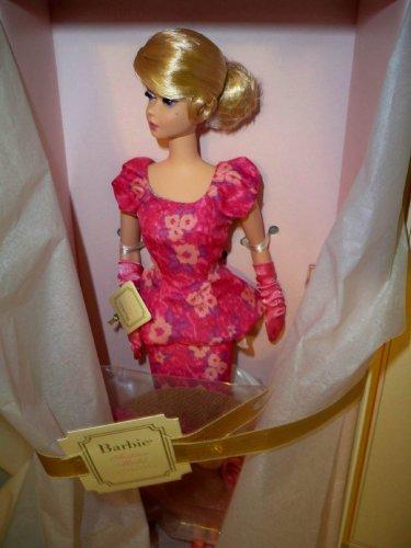 2015 Silkstone Fashionably Floral Barbie Doll NRFB