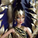 BARBIE Bob Mackie Golden Legacy Barbie Gold 50th Anniversary NRFB