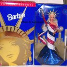 Statue of Liberty Barbie Doll NRFB Limited Edition