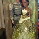 Tiana and Prince Naveen Doll Set - Disney Fairytale Designer Collection NRFB