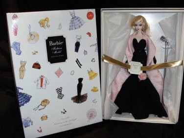 BFMC Stunning in the Spotlight Barbie Doll Gold Label NRFB Silkstone (A)