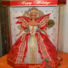 Mattel 1997 Happy Holiday Holidays Barbie Hair Blonde