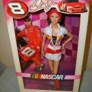 Dale Earnhardt, Jr, Barbie Doll # 8 NRFB Nascar Mattel