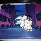 Animation Cel - Tonde Buurin - Keiko & Takuma