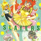 Slayers O-jiro Doujinshi Letter Sheet Set