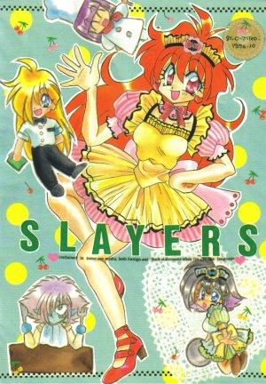 Slayers O-jiro Doujinshi Letter Sheet Set