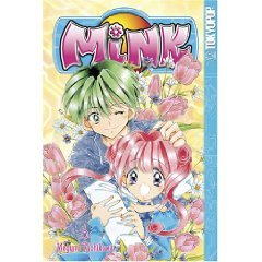 Mink Volume Six Manga