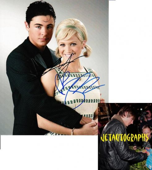 ZAC EFRON BRITTANY SNOW SIGNED HAIRSPRAY 8X10 PHOTO PIC PROOF