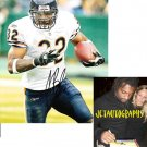 CEDRIC BENSON SIGNED BEARS 8X10 PHOTO PIC PROOF SIGNING