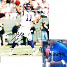 DANTE CULPEPPER SIGNED VIKINGS 8X10 PHOTO PIC PROOF SIGNING