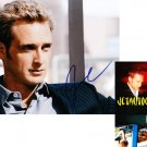 JOSH LUCAS SIGNED THE HULK 8X10 PHOTO PIC PROOF SIGNING
