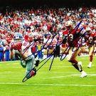 JEREMY SHOCKY SIGNED GIANTS 8X10 PHOTO