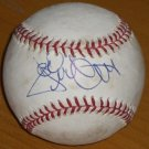 JACK McDOWELL WHITE SOX SIGNED GAME USED BASEBALL