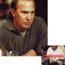 KEVIN COSTNER SIGNED DRAGONFLY 8X10 PHOTO PIC PROOF SIGNING