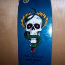 "POWELL MCGILL ""SKULL & SNAKE"" SKATEBOARD DECK"