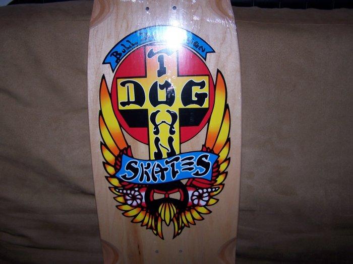 "DOG TOWN ""BULLDOG OG"" SKATEBOARD DECK"