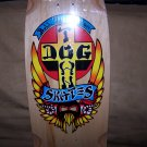 "DOG TOWN ""BULLDOG OG"" SKATEBOARD DECK"
