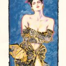 Olivia de Berardinis O Card Co. Pin-up Notecard with Envelope