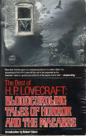The Best of H. P. Lovecraft: Bloodcurdling Tales of Horror and the Macabre (1982)