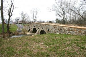 Johns Burnt Mill.... Stone Arch Bridge