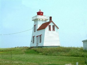 Victoria By The Sea, PEI Canada light house