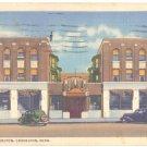 Hotel Crookston Minn Mn Linen Postcard 1936 Minnesota