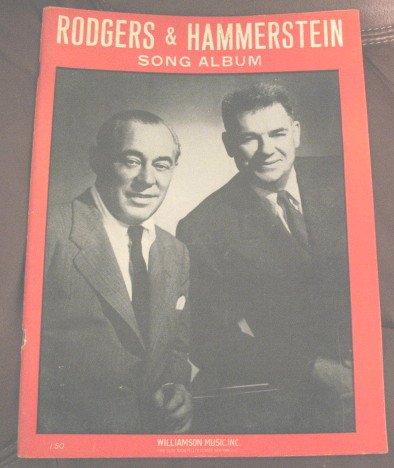 Rodgers & Hammerstein Song Album 1943 Folio