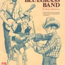 Mel Bay Presents The Bluegrass Band Voice Banjo Guitar Fiddle Mandolin