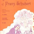 Romantic Waltzes of Franz Schubert Piano Organ Accordion