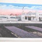 Union Depot Tulsa OK Oklahoma Postcard 1940 Manville IL