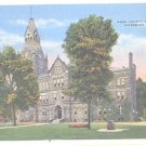 Galesburg IL Postcard Knox County Courthouse  Unused