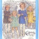 Simplicity Size 4 Girls Pattern Cinderella Childs Dress