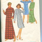 Simplicity Large Unisex Nightshirt 2 Lengths 1976