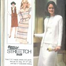 Simplicity Miss Size 12 &14 & 16 Stretch Knit Pattern Vest Skirt Tops 1978 Uncut