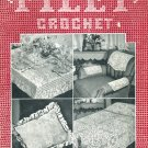 Clarks Book No. 193 Filet Crochet 1943