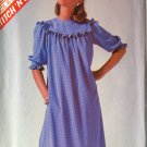 McCalls Pattern 8409  Size B (12-14-16)Dress 1983 Uncut