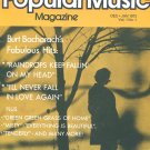 The  Best of Popular Music Magazine Dec. Jan 1973