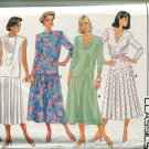 Butterick Misses Pattern 3627 Size 14 Pullover Dress