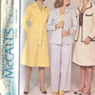 Simplicity 4409 Size 16 1975 Misses Jacket Skirt Pants