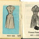 2 Size 16 1/2  Misses Dress Patterns Mail Order