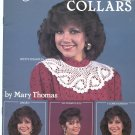 2 Crochet Booklets Crocheted Collars 12 Patterns