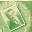 Down Yonder 1948 Sheet Music Piano Vocal Uke